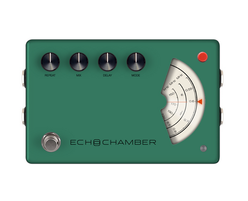 Echo Chamber, BRAUN INSPIRED EFFECTS PEDAL, 2020