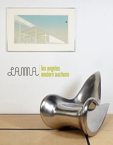 Chris Ferebee Design, LAMA los angeles modern auctions, Feb. 25, 2018