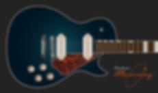Airline Mercury / Eastwood Guitars, Chris Ferebee