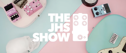 EchoMan delay pedal featured on The JHS Show - Pedals You Need To Know, Oct, 2019