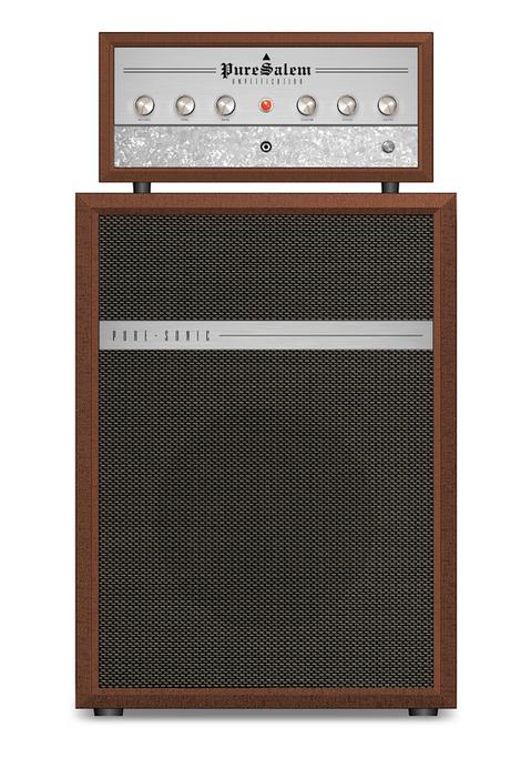 PureSalem amp concept, design/rendering, 2018