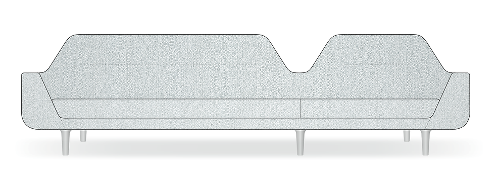 Horizon Sofa, chris ferebee design,2012-16