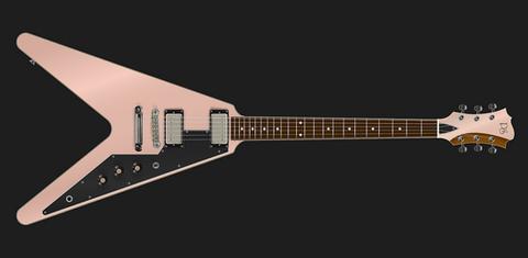Rendering for PureSalem Bruiser | Futura Guitars