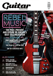 Guitar Player magazine (Nov. 2019), Supro Silvewood review