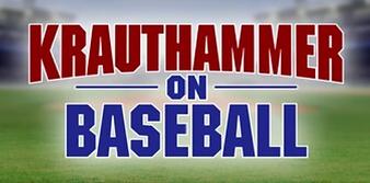 FoxNation - Krauthammer on Baseball logo