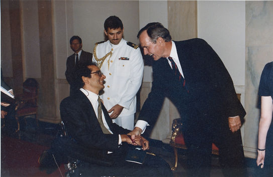 CK with George HW Bush.jpg