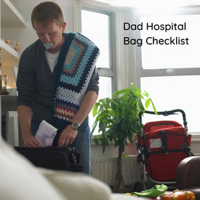 Dad Hospital Checklist