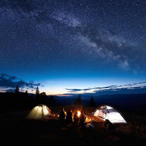 Camping hacks you need.