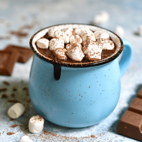 The BEST hot chocolates and where to get them.