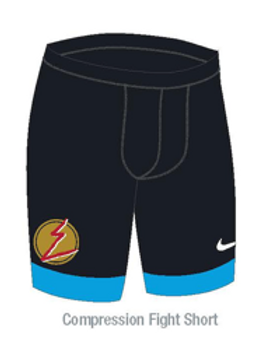 Edge Compression Shorts