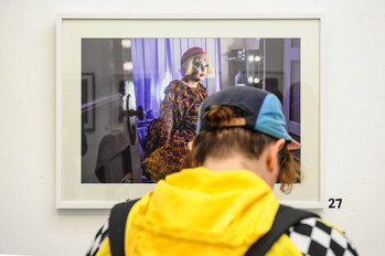 Exhibition opening 02.10.2019 at coGalleries, Berlin
