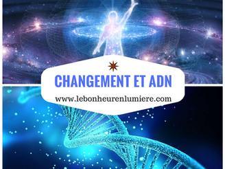 Changement et ADN