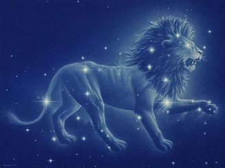 Message de la constellation du Lion