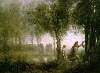 Orphée nous aide à travers son histoire