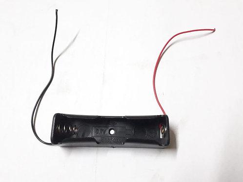 1S battery holder for Power Bank