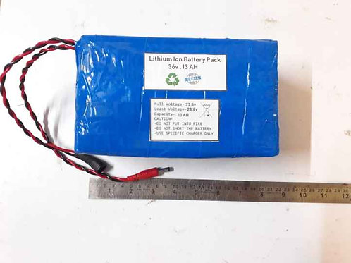 36v 13AH Battery With 10A Fast Charger