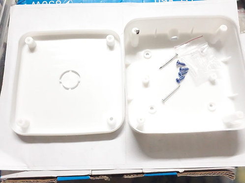 2 Pcs Hard Plastic Box