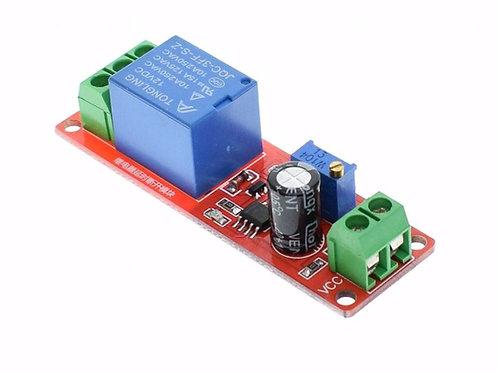 Timer Circuit 0-10 Sec