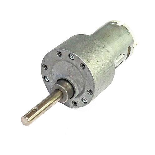 10-500 RPM 12-24v High Torque Gear Motor