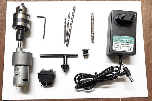 Full Cordless Drill Machine Screw Drive+Drill