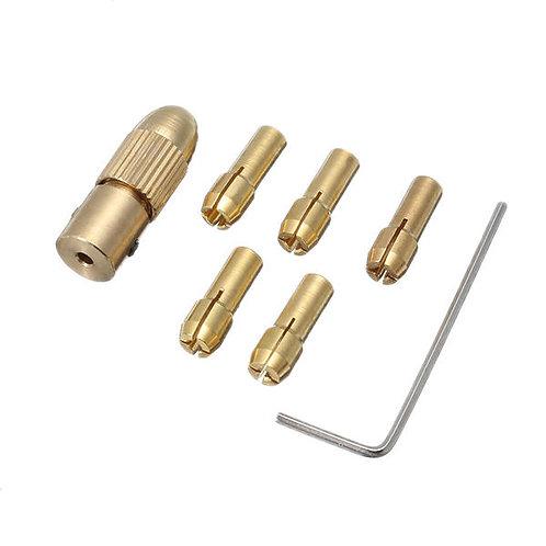 365/380/390 Motor Collet Drill set