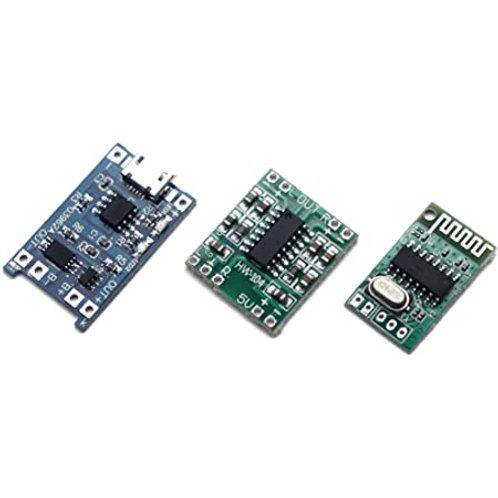 Speaker Kit, PAM8403,Bluetooth,4056 Module