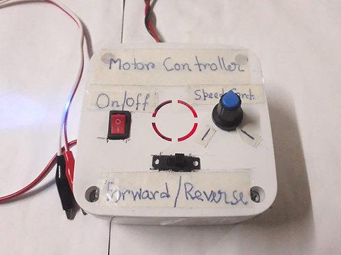 Motor Controller Box