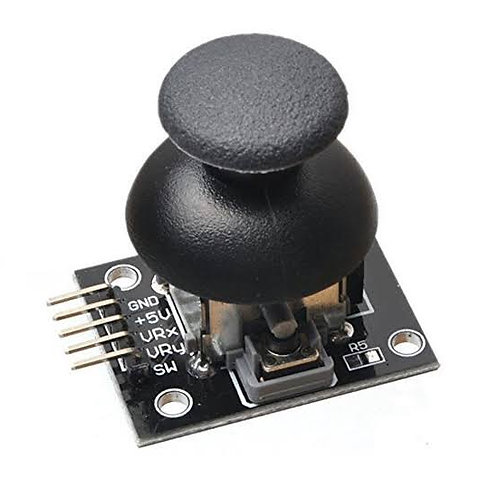 Arduino Dual Axis JoyStick Module
