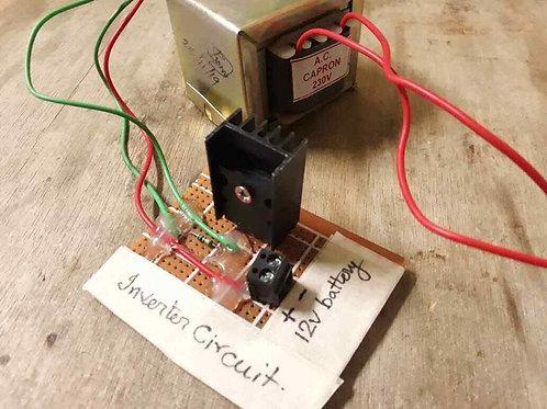 Inverter Circuit(School Projects)