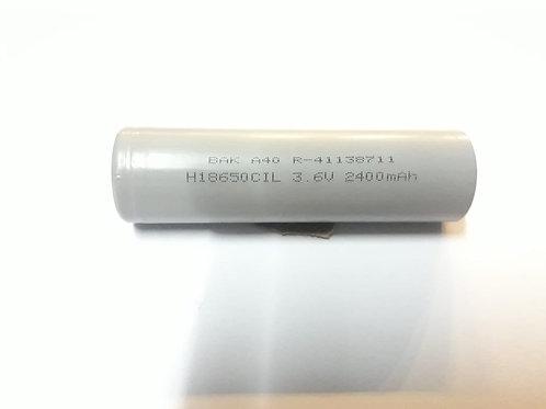 BAK 2550 mah 3C Lithium Ion Battery