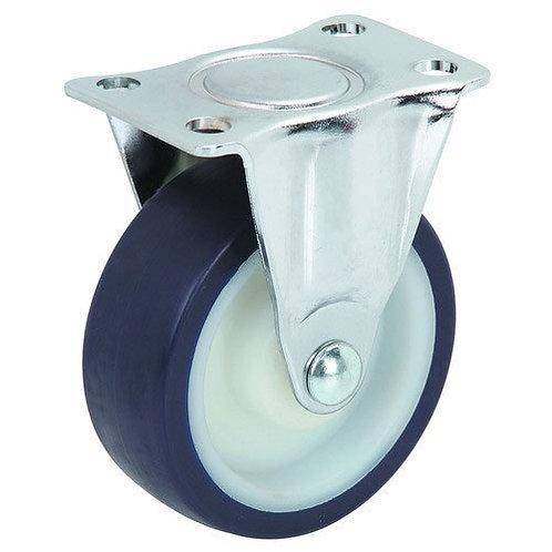 Rigid Caster Wheel 2Pcs