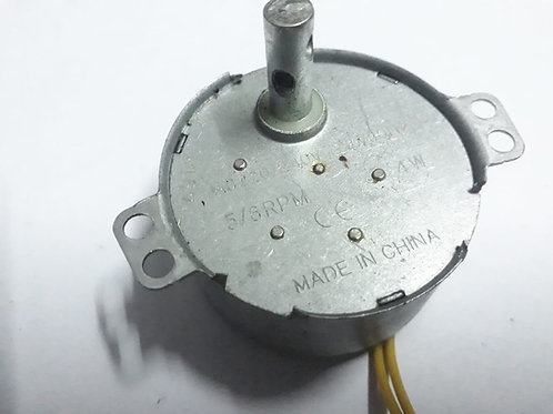 AC 220V Motor 3/5 RPM
