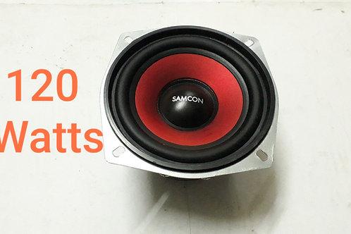 4 inch 120 watts Sub Woofer