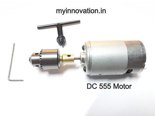 0.3-4 mm Full Drill Set for 555/540 motor
