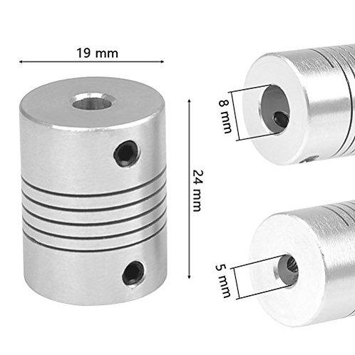 Motor Coupler (5mm to 8mm)