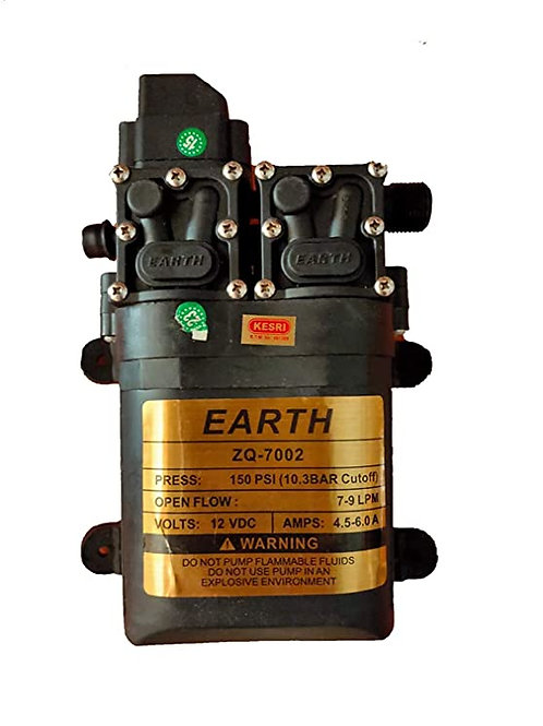 220 PSI Dual Motor Pressure Pump