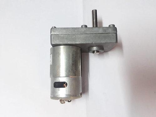 Square Gear Box Motor, Super Torque