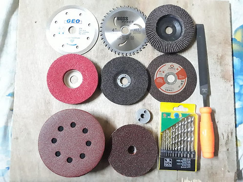 All Tools Cutting-Grinding 775/795