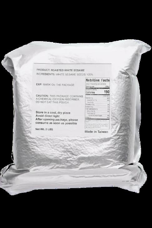 볶은 흰깨 | Roasted White Sesame | 3lbs