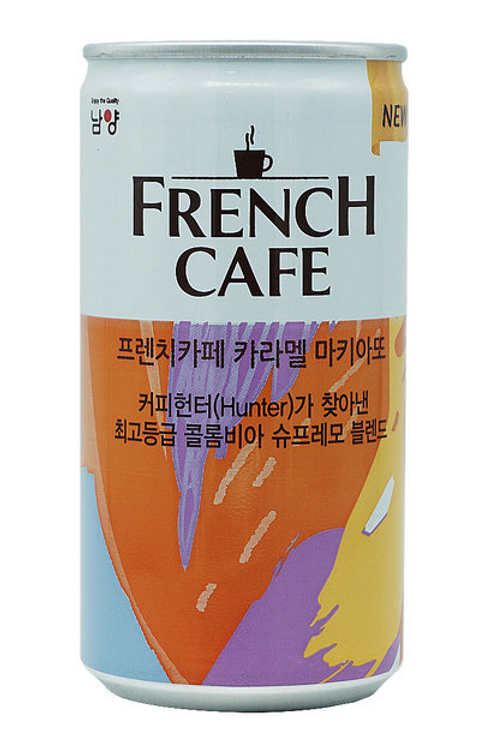 175 ml | 남양 | 프렌치카페 카라멜마키아토