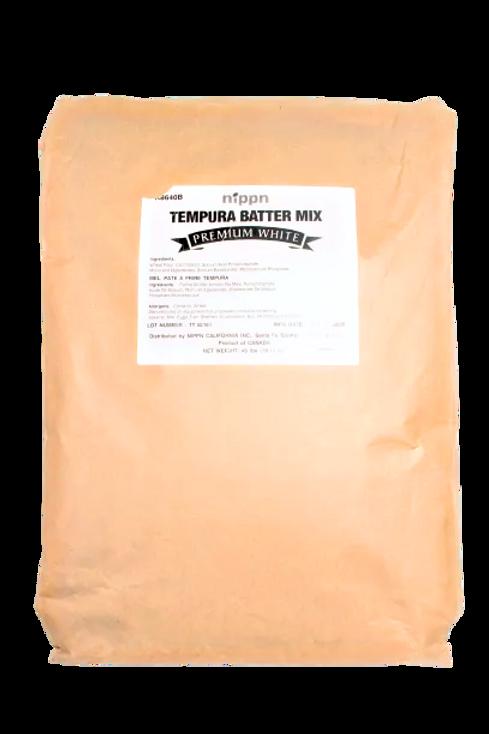 튀김가루(일식용) | Tempura Batter Mix | 40lbs