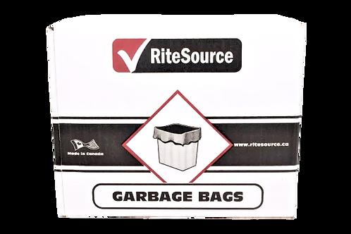 검정 쓰레기봉투   Garbage Bag Black   8.89kg