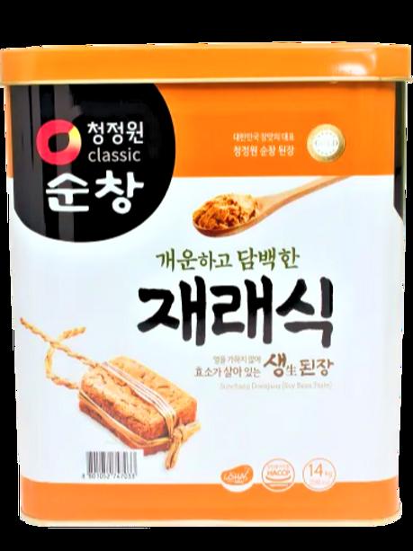 재래식 된장 Soy Bean Paste 14kg