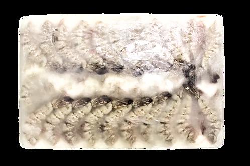 블랙타이거 새우   Black Tiger Shrimp   4lbs