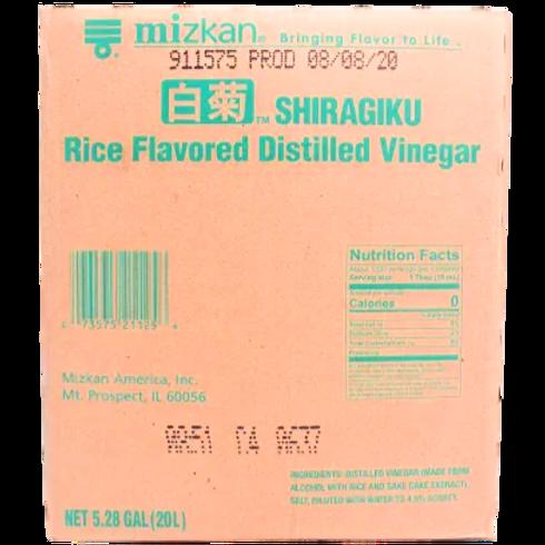 쌀식초   Rice Vinegar   20L