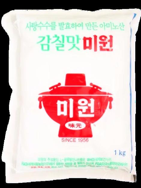 미원 | Monosodium Glutamate | 1kg