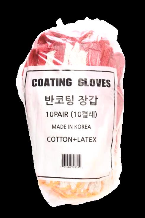 반코팅 장갑(10pairs) | Coating Gloves
