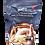 Thumbnail: 네이비 삼계탕(담백한맛)   Navy Ginseng Chicken Soup(Shiitake Mushroom)   800g