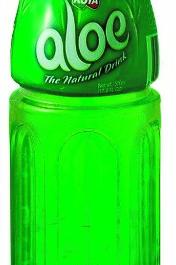 500 ml | 알로에 드링크 | Regular Koya Regular