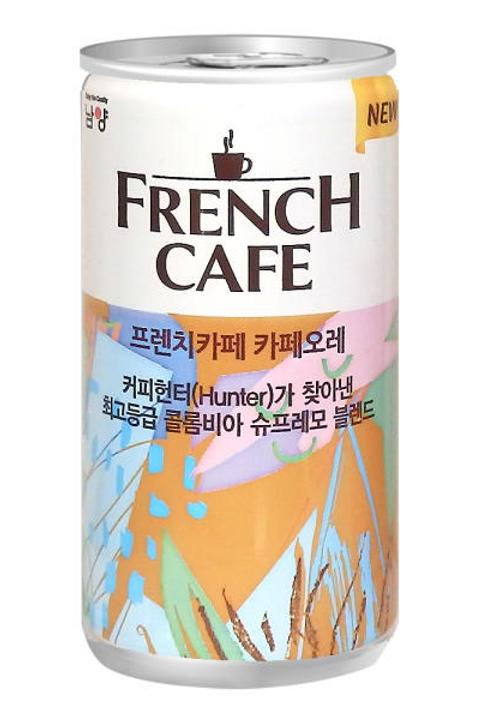 프렌치카페 카페오레 175ml(6cans)